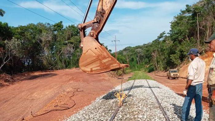 CVG Ferrominera concluyó trabajos de recuperación en la cárcava de la Mina Altamira