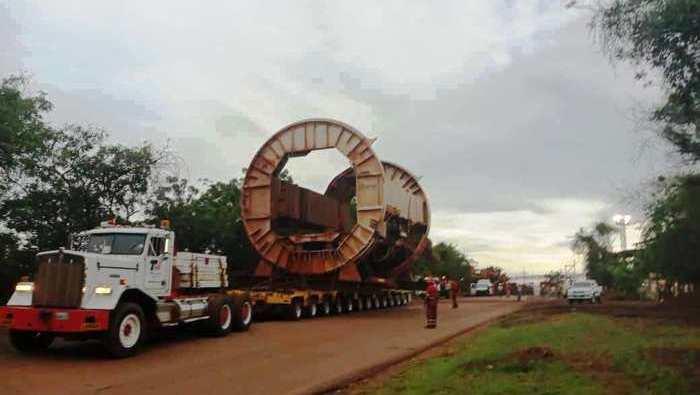 Ferrominera repotenciará volteador de vagones para respaldar producción