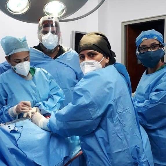 Hospital Dr. Américo Babó impulsa gestión de prevención y atención del Covid-19