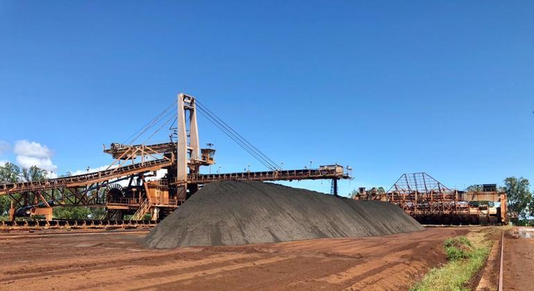 Desde los patios de PMH Ferrominera garantiza despacho nacional de mineral