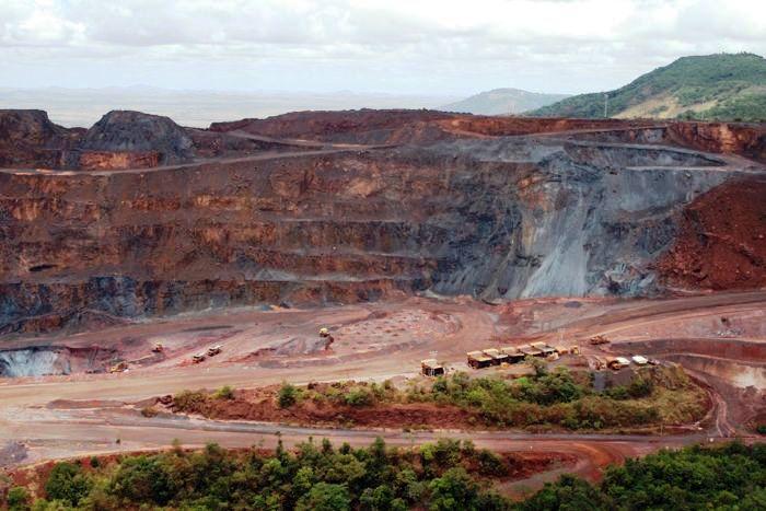 Cuna del hierro de Venezuela Ciudad Piar