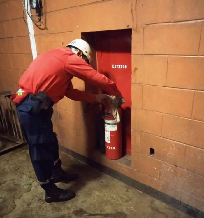 Sisoa garantiza ambientes de trabajo seguro