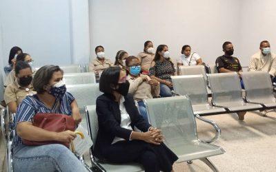 Personal de Servicios Médicos recibe capacitación del Inces
