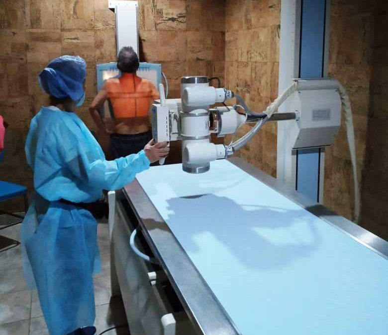 Servicio de radiología es un apoyo vital en la lucha contra el Covid-19