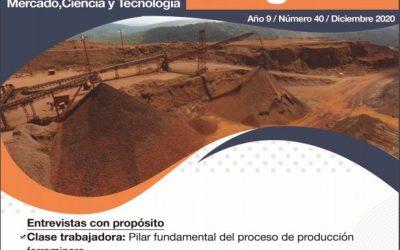 Revista Mundo Ferrosiderurgico No. 40