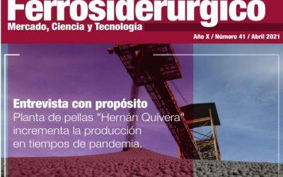 Revista Mundo Ferrosiderúrgico No. 41